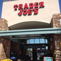 Photo taken at Trader Joe's by azmerumochan on 4/27/2012