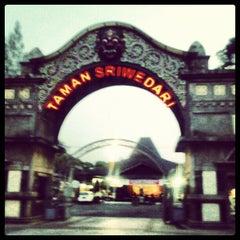 Photo taken at Taman Hiburan Rakyat Sriwedari by tiara putri khairani s. on 7/11/2012