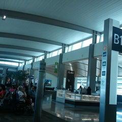 Photo taken at Central Terminal B / Landside by Chris M. on 6/1/2012