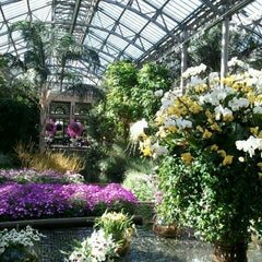 Photo taken at Longwood Gardens by elisa d. on 1/30/2012