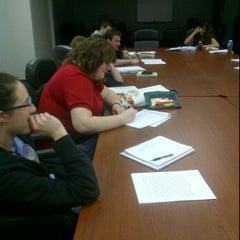 Photo taken at Fiction Writing Workshop by Mary M. on 2/7/2012