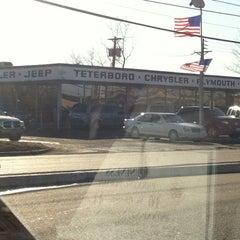Photo taken at Teterboro Chrysler Plymouth Jeep Eagle by Sean R. on 3/7/2011