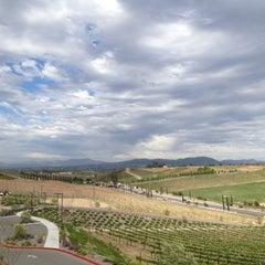 Photo taken at Miramonte Vineyard & Winery by David S. on 4/25/2012