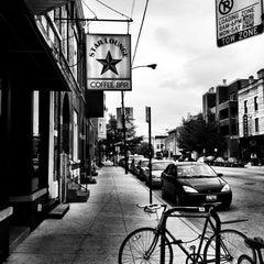 Photo taken at Star Lounge Coffee Bar by Metavurt on 6/19/2011