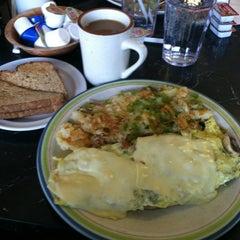 Photo taken at CJ's Cafe by Tiffany on 7/4/2012