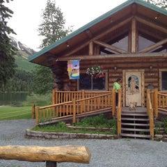 Photo taken at Summit Lake Lodge by Bill F. on 6/27/2012