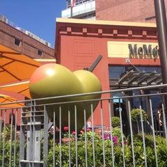 Photo taken at MoMo's Restaurant by Cheri on 6/26/2012