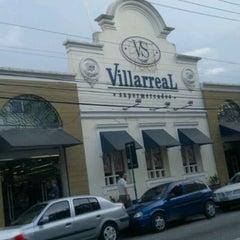 Photo taken at Villarreal Supermercados by Renato F. on 3/2/2012