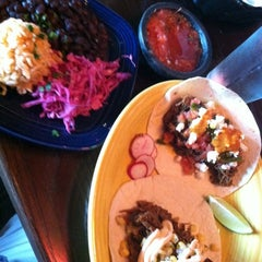 Photo taken at Cantina 18 by Powell M. on 5/9/2012