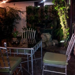 Photo taken at Maimee's Garden Café by Boyet B. on 2/17/2012