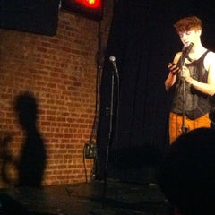 Photo taken at Bowery Poetry Club by Xavi on 7/6/2012