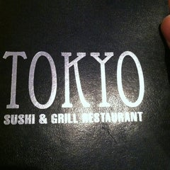 Photo taken at Tokyo Sushi and Grill by Michael M. on 4/29/2012
