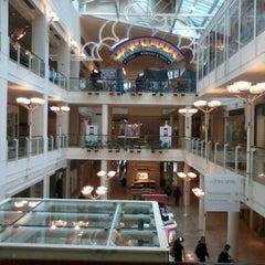 Photo taken at Westlake Center by Alex P. on 4/26/2012