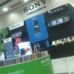 Photo taken at Sony Ericsson Retail & Service by Andreian B. on 9/1/2012