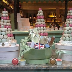 Photo taken at Ladurée by Rita T. on 6/26/2012