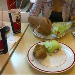 Photo taken at KFC by Bayu B. on 5/26/2012