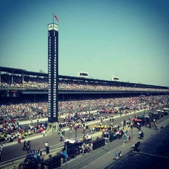 Photo taken at Indianapolis Motor Speedway by Casey M. on 5/27/2012