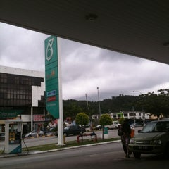 Photo taken at Petronas by ikmal on 3/8/2012