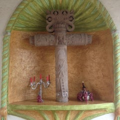 Photo taken at Posada Del Virrey by Gabriel M. on 7/15/2012