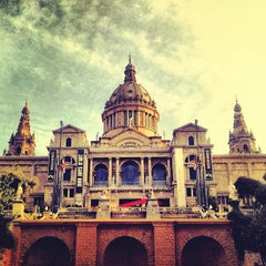 Photo taken at Museu Nacional d'Art de Catalunya (MNAC) by yukarigram on 9/2/2012