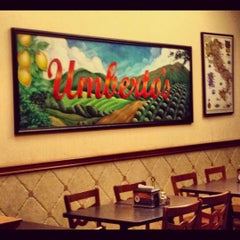 Photo taken at Umberto's Pizzeria & Restaurant by Mike M. on 7/4/2012