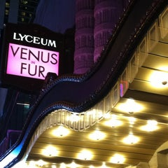 Photo taken at Lyceum Theatre by Ryan M. on 2/23/2012