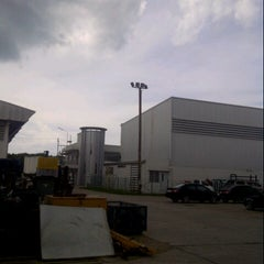 Photo taken at PTTEP Songkhla Base by Phanthong P. on 8/21/2012