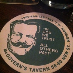 Photo taken at McGovern's Tavern by epfunk on 5/31/2012