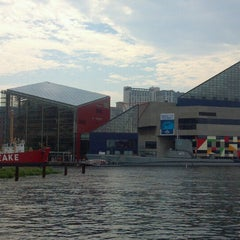 Photo taken at National Aquarium by Cassie C. on 7/24/2012