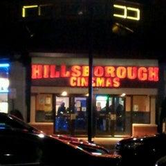Photo taken at Hillsborough Cinemas by CD7 on 2/20/2012