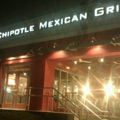 Photo taken at Chipotle Mexican Grill by Jacob R. on 1/22/2012