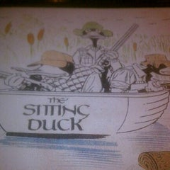 Photo taken at The Sitting Duck by Chuck M. on 11/4/2011