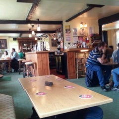 Photo taken at White Hart Tap by Robin H. on 5/20/2012