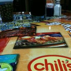 Photo taken at Chili's by Rafa R. on 12/31/2011