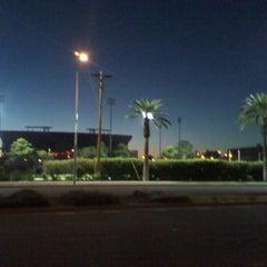 Photo taken at Arizona Stadium by sunny on 11/1/2011