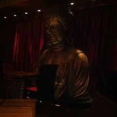 Photo taken at Buddha Bar by Thelma C. on 12/28/2010