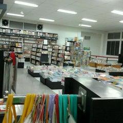 Photo taken at Rumah Buku by Aga P. on 6/16/2012