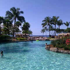 Photo taken at The Westin Ka'anapali Ocean Resort Villas by Paolo P. on 1/1/2012