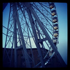 Photo taken at Bristol Wheel by Dave J. on 4/17/2012