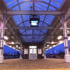 Photo taken at Herne Bay Railway Station (HNB) by Nick R. on 2/1/2012