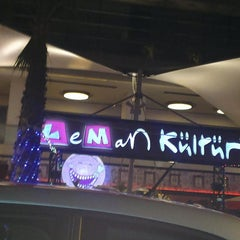 Photo taken at Leman Kültür by Hakan T. on 2/11/2012