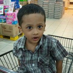Photo taken at Pasaraya Salamku by Mohd Aidi B. on 8/24/2012