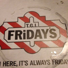 Photo taken at TGI Fridays by Mike M. on 6/26/2012