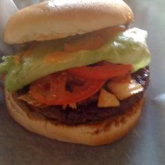 Photo taken at LA Burger by Stevie S. on 6/18/2011