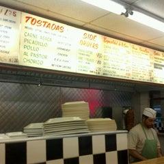 Photo taken at Allende Restaurante by Adrienne M. on 7/16/2012