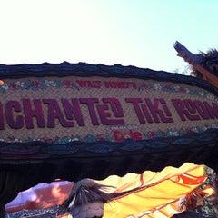 Photo taken at Enchanted Tiki Room by Michael G. on 2/21/2012