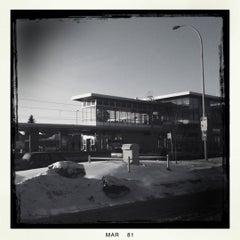 Photo taken at Century Park LRT Station by Jason C. on 3/10/2011