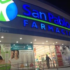 Photo taken at Farmacia San Pablo by Horacio P. on 9/6/2012