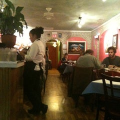 Photo taken at Wholly Frijoles by M B. on 5/22/2012