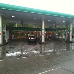 Photo taken at BP Shop Süd by Marjolein V. on 7/1/2012